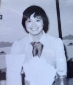 門田洋子モノクロ
