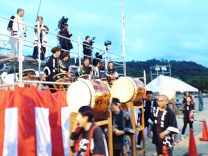 松山秋祭り大神輿総練